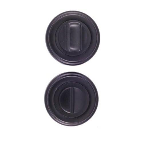 Завертка сантехническая BK03BL (круглая, черный)