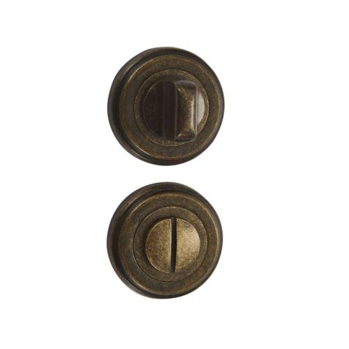 Завертка сантехническая BK03BR (состаренная бронза)