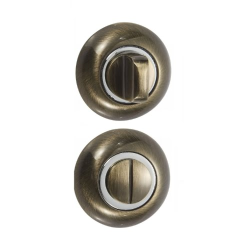 Завертка сантехническая BKQ (круглая, бронза)