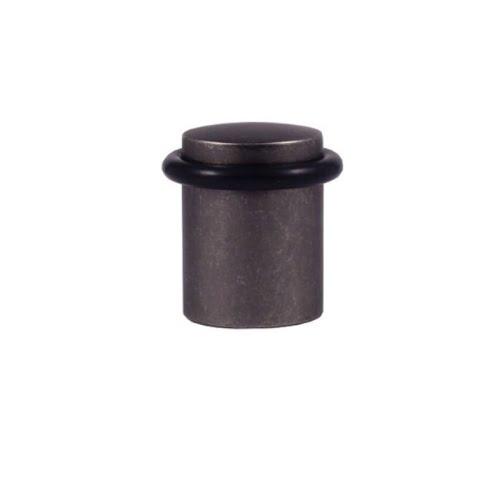 Ограничитель для двери напольный DS2AS (состаренное серебро)