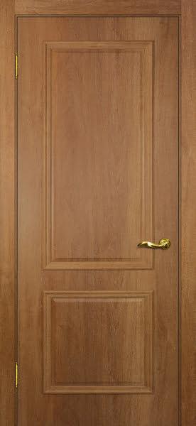 Межкомнатная дверь SK012 (экошпон «дуб джерси» / глухая)