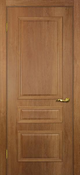Межкомнатная дверь SK013 (экошпон «дуб джерси» / глухая)