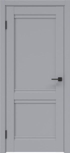 Межкомнатная дверь FK003 (экошпон серый / глухая)