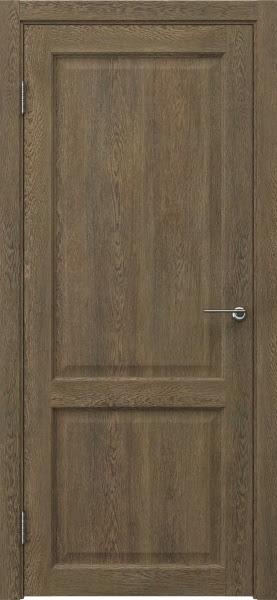 Межкомнатная дверь FK004 (экошпон «дуб антик» / глухая)