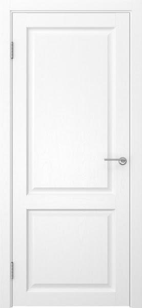 Межкомнатная дверь FK004 (экошпон «ясень белый» / глухая)