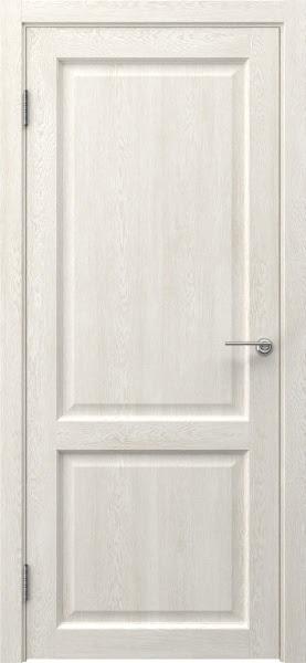 Межкомнатная дверь FK004 (экошпон «белый дуб» / глухая)