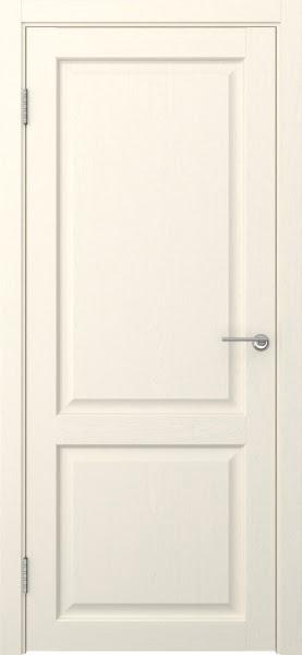 Межкомнатная дверь FK004 (экошпон «ваниль» / глухая)