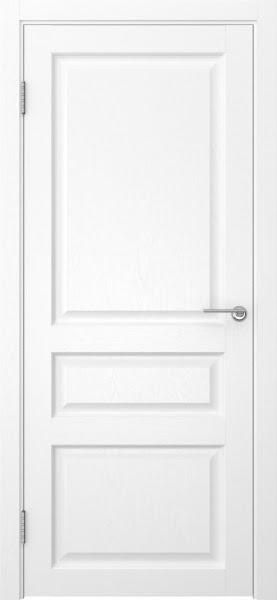 Межкомнатная дверь FK005 (экошпон «ясень белый» / глухая)