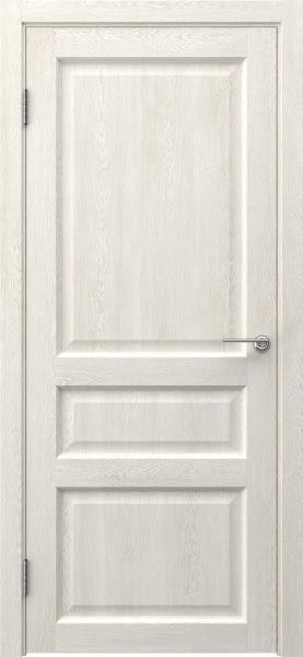 Межкомнатная дверь FK005 (экошпон «белый дуб» / глухая)