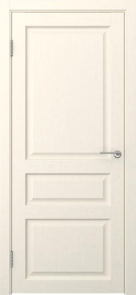 Межкомнатная дверь FK005 (экошпон «ваниль» / глухая)