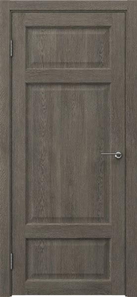 Межкомнатная дверь FK006 (экошпон «серый дуб» / глухая)