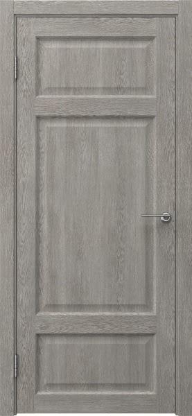 Межкомнатная дверь FK006 (экошпон «дымчатый дуб» / глухая)