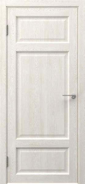 Межкомнатная дверь FK006 (экошпон «белый дуб» / глухая)