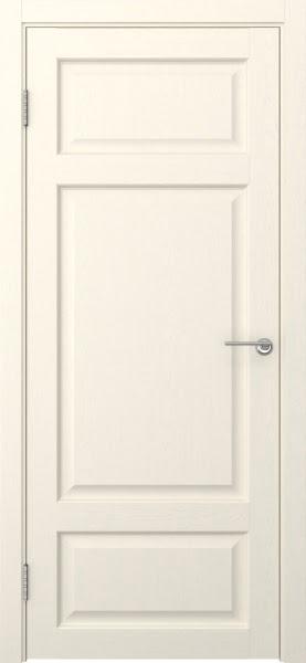 Межкомнатная дверь FK006 (экошпон «ваниль» / глухая)