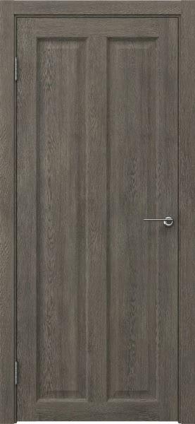 Межкомнатная дверь FK007 (экошпон «серый дуб» / глухая)