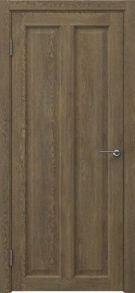 Межкомнатная дверь FK007 (экошпон «дуб антик» / глухая)