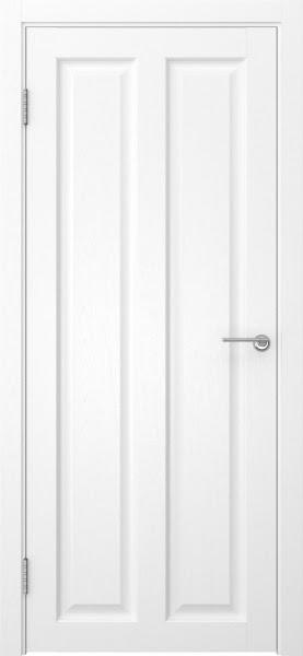 Межкомнатная дверь FK007 (экошпон «ясень белый» / глухая)