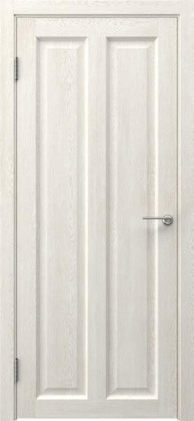 Межкомнатная дверь FK007 (экошпон «белый дуб» / глухая)
