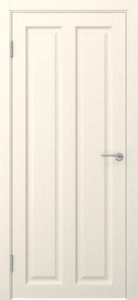 Межкомнатная дверь FK007 (экошпон «ваниль» / глухая)