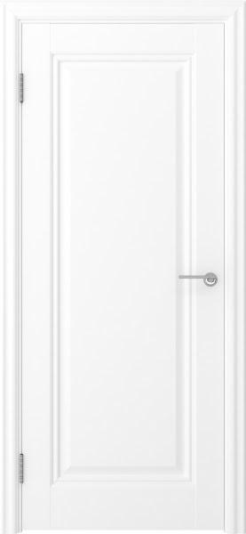 Межкомнатная дверь FK008 (экошпон белый / глухая)