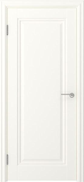 Межкомнатная дверь FK008 (экошпон «слоновая кость» / глухая)