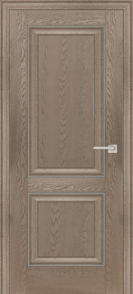 Межкомнатная дверь FK009 (экошпон «дуб английский бежевый» / глухая)