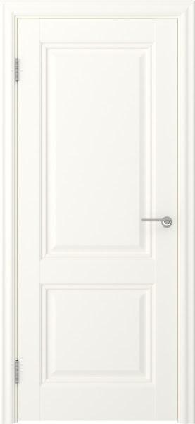 Межкомнатная дверь FK010 (экошпон «слоновая кость» / глухая)
