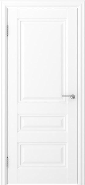 Межкомнатная дверь FK012 (экошпон белый / глухая)