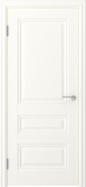 Межкомнатная дверь FK012 (экошпон «слоновая кость» / глухая)