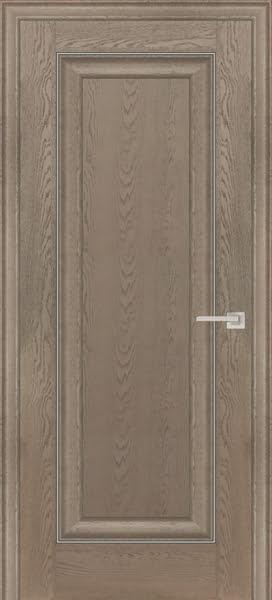 Межкомнатная дверь FK013 (экошпон «дуб английский бежевый» / глухая)