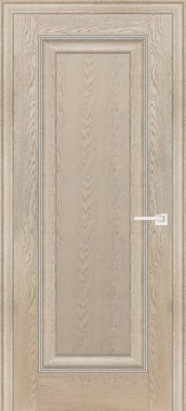 Межкомнатная дверь FK013 (экошпон «дуб английский кремовый» / глухая)