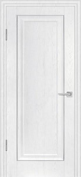 Межкомнатная дверь FK013 (экошпон «ясень белый» / глухая)