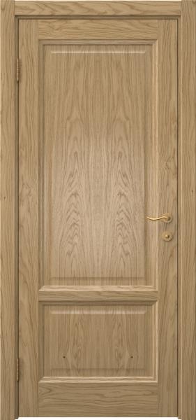 Межкомнатная дверь FK014 (натуральный шпон дуба / глухая)