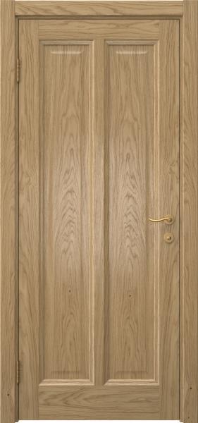 Межкомнатная дверь FK015 (натуральный шпон дуба / глухая)