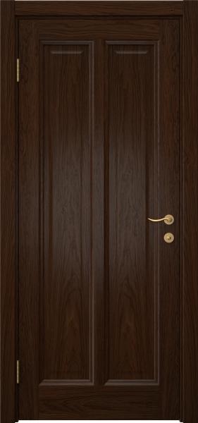 Межкомнатная дверь FK015 (шпон дуб коньяк / глухая)