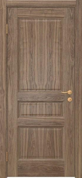 Межкомнатная дверь FK016 (шпон американский орех / глухая)