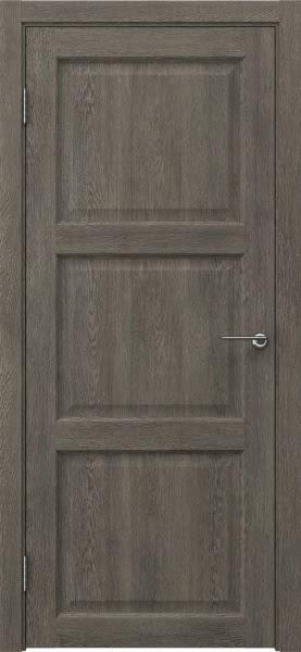 Межкомнатная дверь FK017 (экошпон «серый дуб» / глухая)