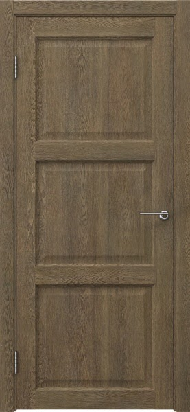 Межкомнатная дверь FK017 (экошпон «дуб антик» / глухая)