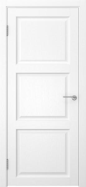 Межкомнатная дверь FK017 (экошпон «ясень белый» / глухая)