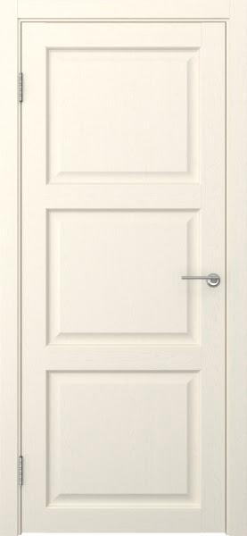 Межкомнатная дверь FK017 (экошпон «ваниль» / глухая)