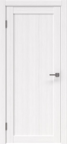Межкомнатная дверь FK021 (экошпон «белый FL», глухая)