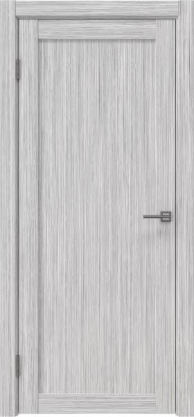 Межкомнатная дверь FK021 (экошпон «серый дуб FL», глухая)