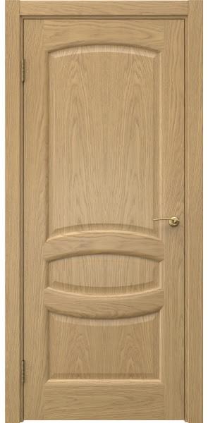 Межкомнатная дверь FK030 (натуральный шпон дуба / глухая)