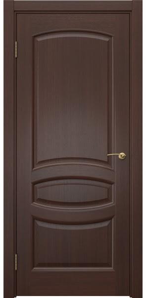 Межкомнатная дверь FK030 (шпон итальянский орех / глухая)