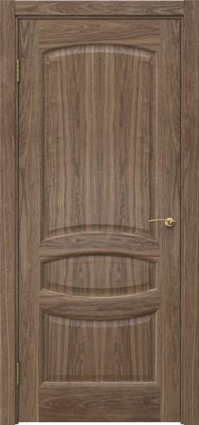 Межкомнатная дверь FK030 (шпон американский орех / глухая)