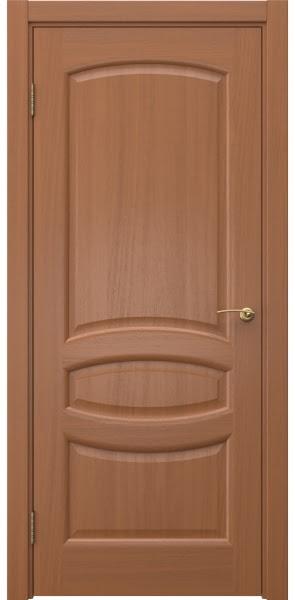 Межкомнатная дверь FK030 (шпон анегри / глухая)