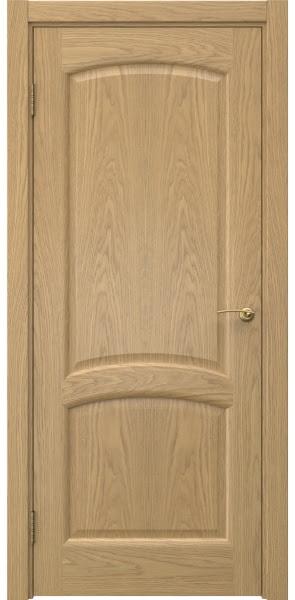 Межкомнатная дверь FK031 (натуральный шпон дуба / глухая)