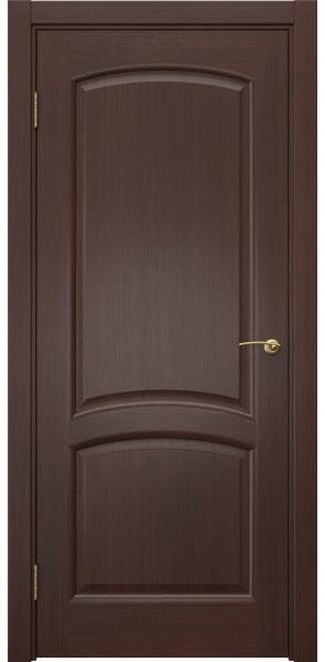Межкомнатная дверь FK031 (шпон итальянский орех / глухая)
