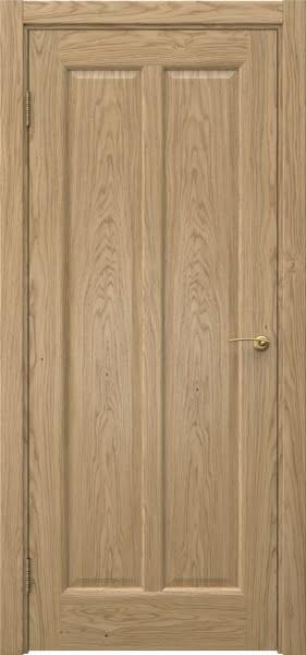 Межкомнатная дверь FK032 (натуральный шпон дуба / глухая)