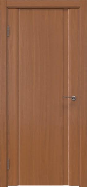 Межкомнатная дверь GM015 (шпон анегри, глухая)